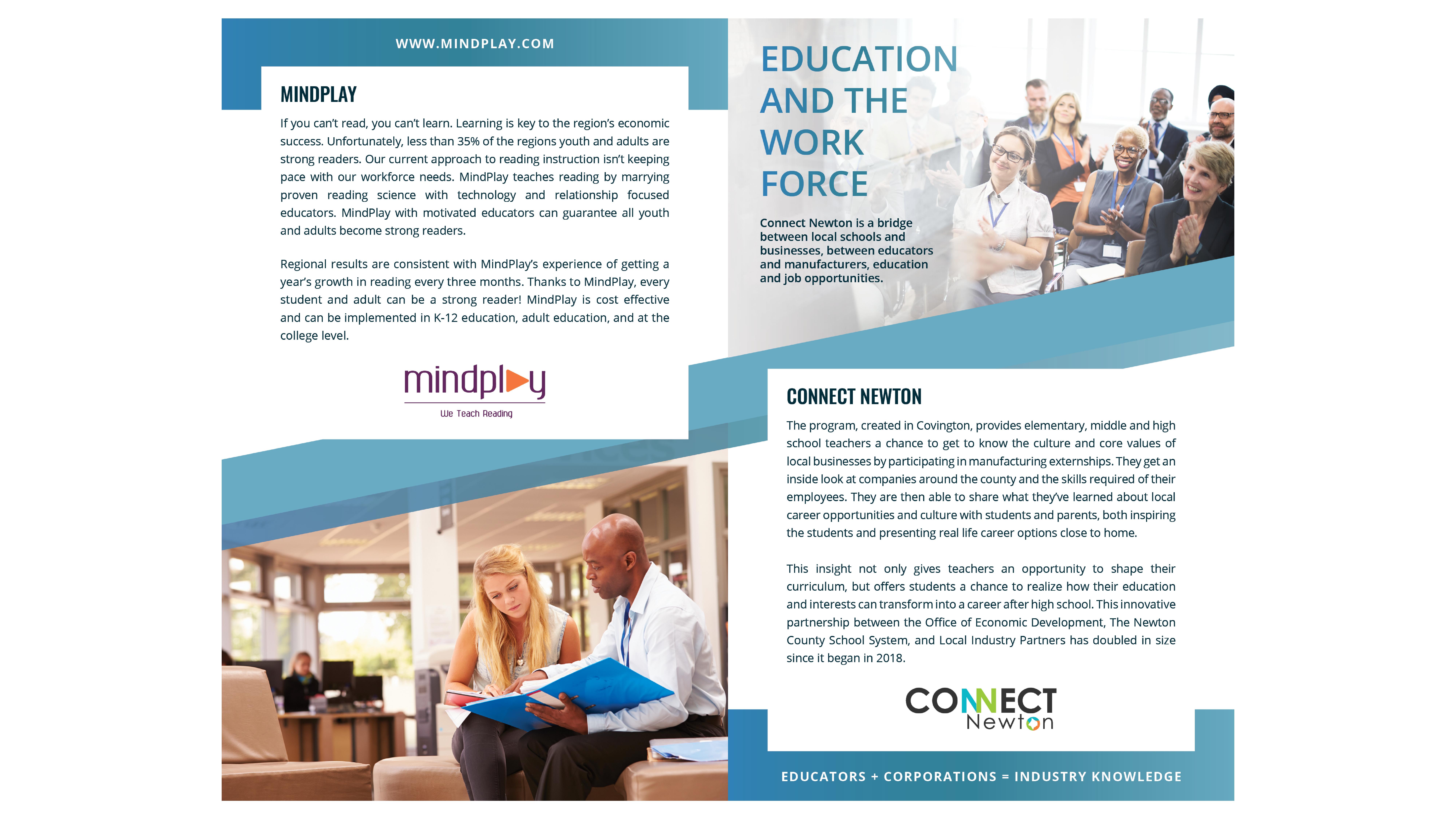 Newton Covington Economic Development | Education - Newton